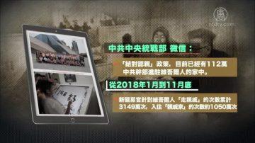 """【禁闻】""""结对认亲"""" 百万党官住进维吾尔人的家"""