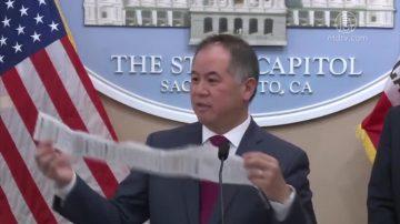 全面电子化 加州新立法提案拟禁纸质收据