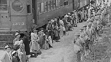 江峰时刻:二战美国关押日裔美国人与第442步兵团