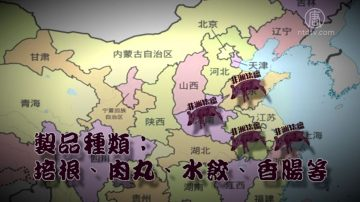 中国有毒冷冻猪肉制品恐占5成