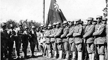 历史上的今天,2月25日:中国十万远征军 二战时期入缅作战