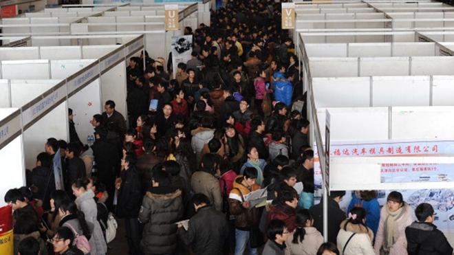 貿易戰重擊中國經濟 失業危機全面來襲