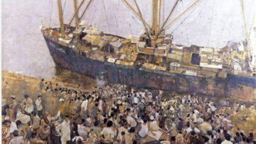 """历史上的今天,2月7日:""""天运号""""越南船民投奔香港"""