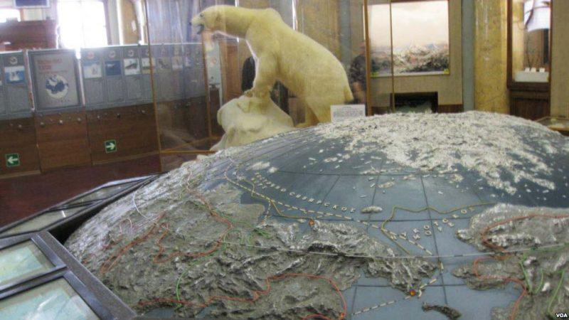 俄媒警告中共:欢迎到北极撒钱 越线将遭强硬反击