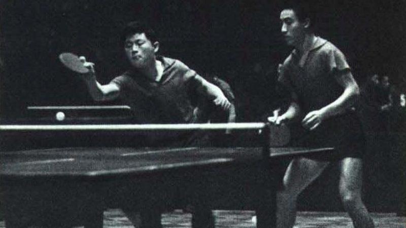 历史上的今天,2月10日:庄则栋与乒乓球——成就了中美外交