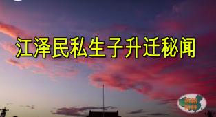 网传江泽民私生子 升迁秘闻