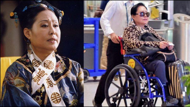 中國名演員斯琴高娃令人心酸的現狀