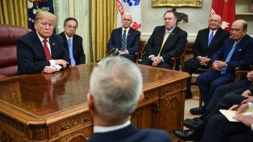【今日点击】川普将会晤习近平 对谈判感乐观