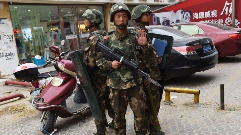 華郵重磅社評:現在的新疆即未來中國