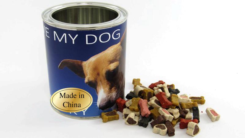 「不含中國成分」成安全標配中國毒食品震驚世界
