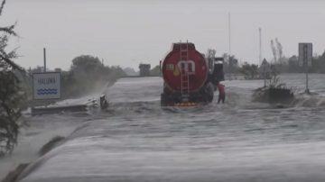 热带风暴肆虐 莫桑比克逾10万人处险境恐千人亡