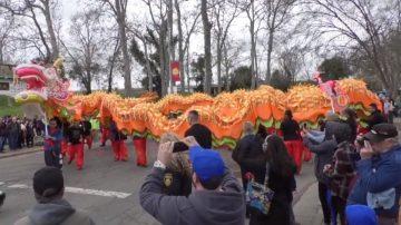 北加州小城举办中国庙会 延袭传统139年