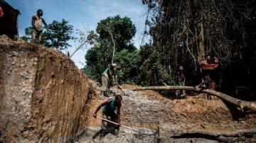 民主刚果金矿场遇袭 2中国人死亡