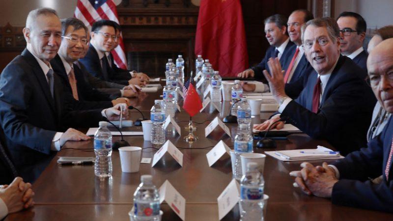 谈判曝出新筹码 德媒:北京政治受影响急欲达协议