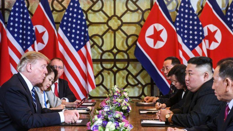 川普一句话 朝鲜代表神色全变了