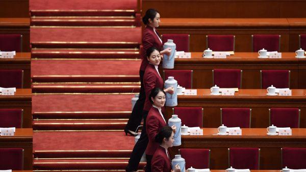 """中南海""""选美""""细节曝光因江泽民出丑改规矩"""