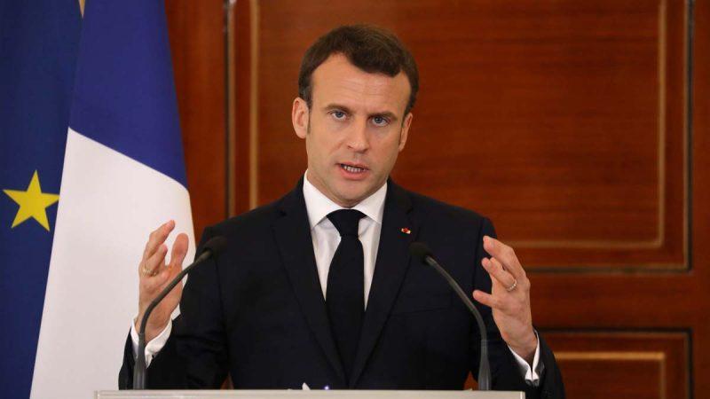 欧盟立场陡转 法总统警告:中共威胁非洲主权