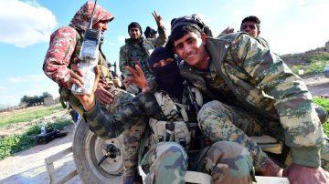 IS被击败威胁还存在 回顾恐怖组织历史