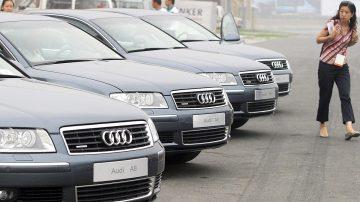 【禁闻】中国出产毒汽车?车主举报国产奥迪致癌