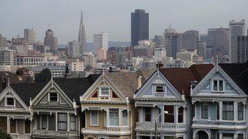 报告:旧金山都会区10万空屋无人住