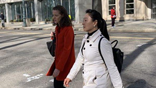 国航女经理认是中共特工 孟晚舟案法官接手后认罪 涉多个大案和系列调查