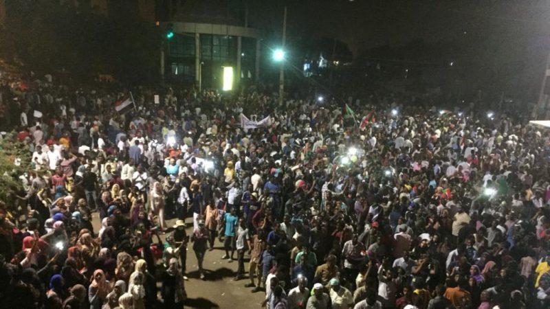 """周晓辉:苏丹""""老朋友""""被罢黜 中共又遭打击"""