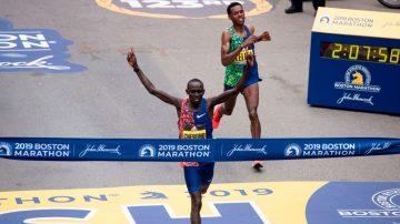 波士顿马拉松中国队造假  90人涉案3人终身禁赛