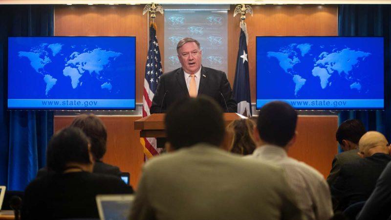 美將終止伊朗制裁豁免 路透:中共被重創