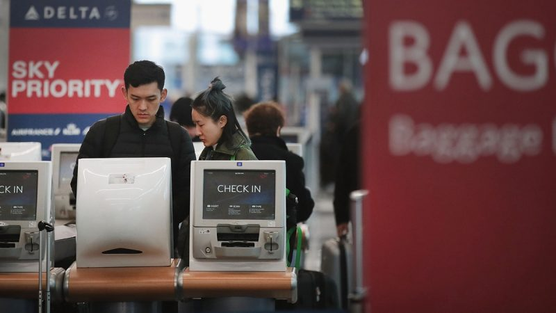 30名中国学者禁止入境美国 原因曝光