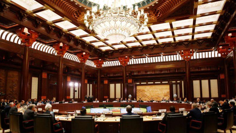 習近平開全球一帶一路峰會 連金正恩普京都雙雙抵制 大國首腦集體缺席 北京風聲鶴唳