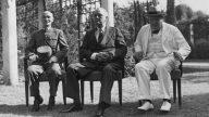 """这才是真实的历史:毛泽东高呼""""蒋委员长万岁"""""""