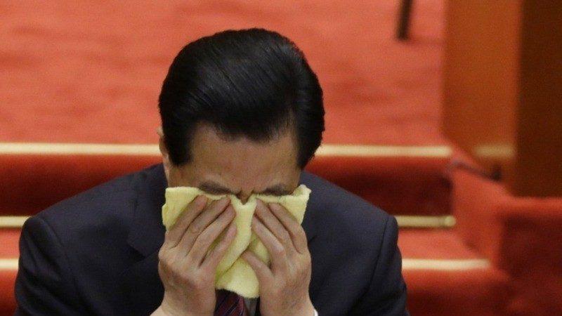 揭秘:胡锦涛差点死于亲授将军之手